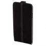 Чехол Hama -раскладушка для iPhone 6 Smart Case Nubuck черный (00135021) 135021
