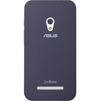 Чехол ASUS (клип-кейс) для ZenFone 5 (A500CG/A501CG) и ZenFone 5 LTE (A500KL) Rugged Case синий (90XB024A-BSL000)