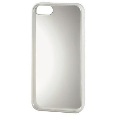 Чехол Hama (клип-кейс) для Apple iPhone 5/5s Frame белый (118789)