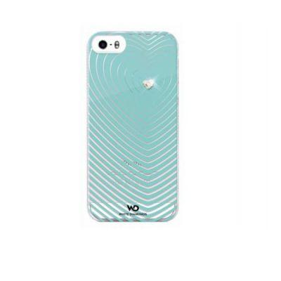 Чехол Hama (клип-кейс) для Apple iPhone 5/5s Heartbeat WD светло-зеленый (152946)