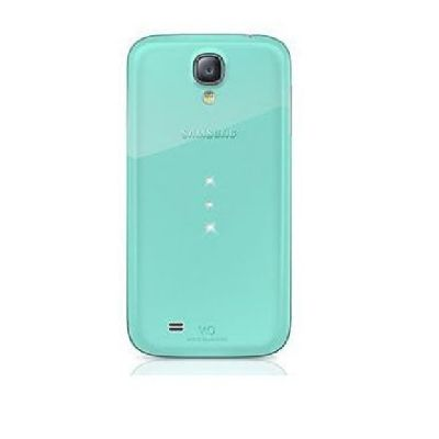 Чехол Hama (клип-кейс) для Samsung Galaxy S4 WD Trinity светло-зеленый 122970