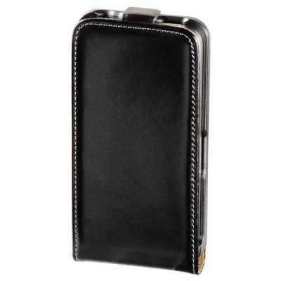 Чехол Hama (флип-кейс) для Apple iPhone 4/4S Frame черный (104527)