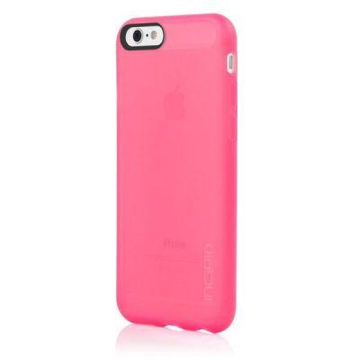 Чехол Incipio (клип-кейс) для Apple iPhone 6 NGP розовый (полупрозрачный)