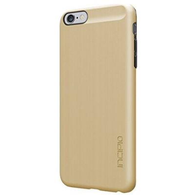 Чехол Incipio (клип-кейс) для Apple iPhone 6 Plus Feather Shine золотистый