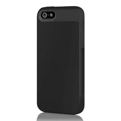 Чехол Incipio (клип-кейс) для Apple iPhone 6 Plus Feather Shine черный