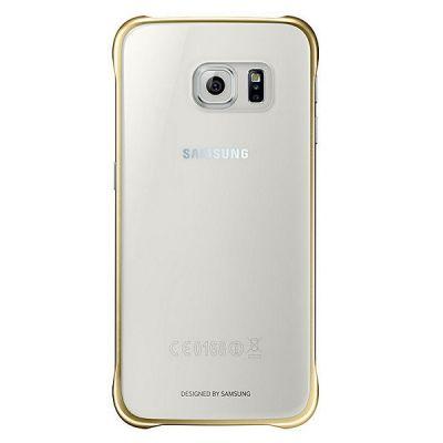 ����� Samsung (����-����) ��� Galaxy S6 Clear Cover ����������/���������� (EF-QG920BFEGRU)