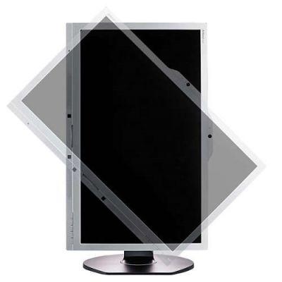 ������� Philips 241P6QPJKES/00 Silver-Black