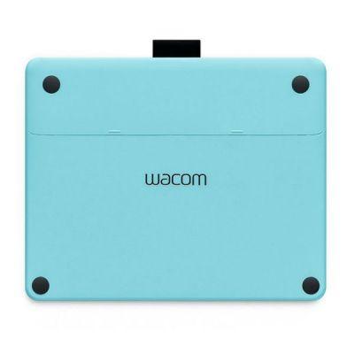 ����������� ������� Wacom Intuos Draw Blue Pen S CTL-490DB-N