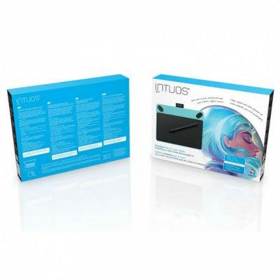 Графический планшет Wacom Intuos Art Blue PT S CTH-490AB-N