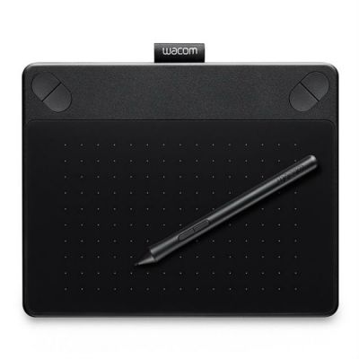 Графический планшет Wacom Intuos Photo Black PT S CTH-490PK-N