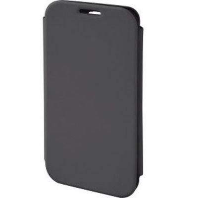 Чехол Hama -книжка для Apple iPhone 6 Slim темно-серый (135013)