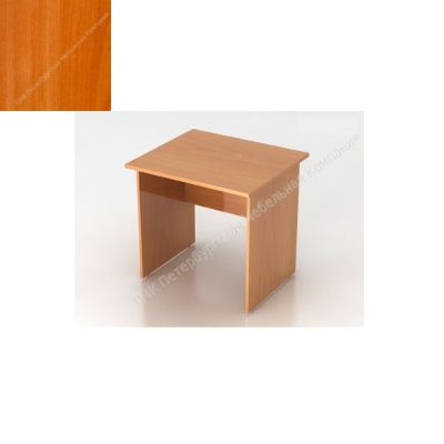 Стол ПМК (офисный) C1-08 прямой 800*700*750 (толщина столешницы 16 мм) (Вишня оксфорд)