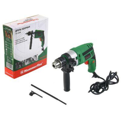 ����� Hammer ������� UDD500LE, 500 ��, 13 ��, 0-3000 ��/���, ������, UDD500LE