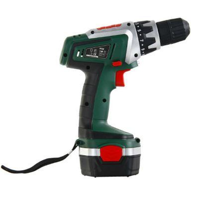 Дрель Hammer аккумуляторная (шуруповерт) ACD121B, 12.0 В, 2x1.2 Ач, 10 мм, 0-550 об/мин, 12 Нм, зар. 3-5 ч, в кейсе, ACD121B