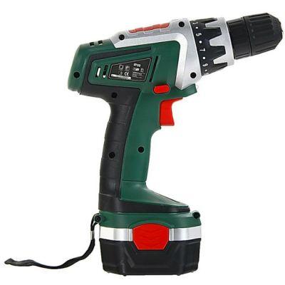 Дрель Hammer аккумуляторная (шуруповерт) ACD141B, 14.0 В, 2x1.2 Ач, 10 мм, 0-550 об/мин, 14 Нм, зар. 3-5 ч, в кейсе, ACD141B