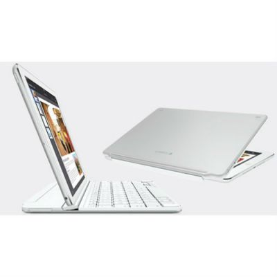 ���������� Logitech + ����� Wireless Ultrathin Magnetic clip-on Cover for iPad Air 2 Silver 920-006782