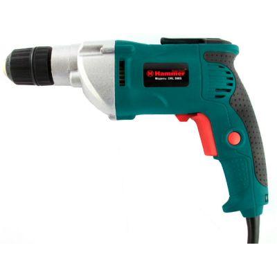 Дрель Hammer DRL500S PREMIUM, 0.5 кВт, БЗП 10 мм, 0-1600 об/мин, 38166h