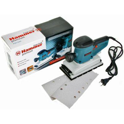 Шлифмашина Hammer PSM320C PREMIUM, 320 Вт, 10000 об/мин, 115x230 мм, 20797h