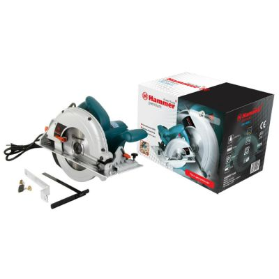 Пила Hammer CRP1800C PREMIUM, 2 кВт, 4500 о/м, диск 235х30 мм, пропил 85 мм, лит. осн, 28437h