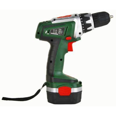 Дрель Hammer аккумуляторная (шуруповерт) ACD121A 12.0 В, 1x1.2 Ач, 10 мм, 0-550 об/мин, 12 Нм, зар. 3-5 ч