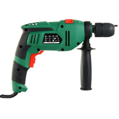 Дрель Hammer ударная UDD850B, 850 Вт, 0-2800 об/мин, БЗП 13 мм, 2.35 кг, 38264h