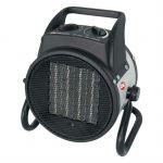 Quattro Elementi Нагреватель воздуха электрический QE-2000 C (2кВт, 130 м.куб/ч, 220 В, режим вентилятора, керамический, 2кг) 649-226