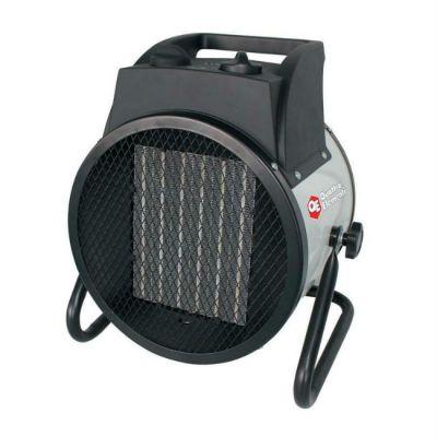 Quattro Elementi Нагреватель воздуха электрический QE-5000 C (5кВт, 320 м.куб/ч, 220-240 В, режим вентилятора, керамический, 3.8кг) 649-240