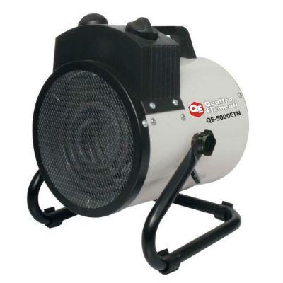Quattro Elementi Нагреватель воздуха электрический QE-5000 ETN (2.5 / 5кВт, 220В, 500 м3/час) — цилиндр 649-264