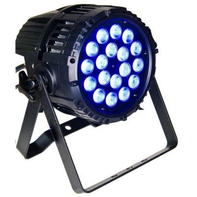 Ross Светодиодный прожектор Archi Par 183 Rgb