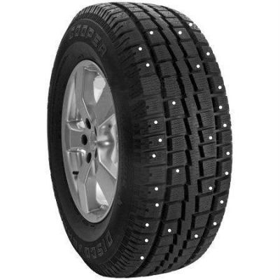 Зимняя шина Cooper 255/65 R17 Discoverer M+S 110S Шип 50428P