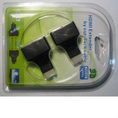 Espada Видеоадаптер HDMI-усилитель по витой паре EDH56