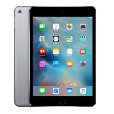Планшет Apple iPad mini 4 Wi-Fi + Cellular 16GB (Space Gray) MK6Y2RU/A