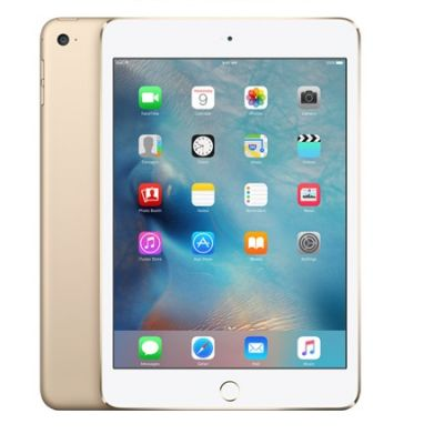 Планшет Apple iPad mini 4 Wi-Fi + Cellular 16GB (Gold) MK712RU/A