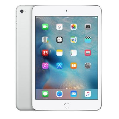 Планшет Apple iPad mini 4 Wi-Fi + Cellular 16GB (Silver) MK702RU/A