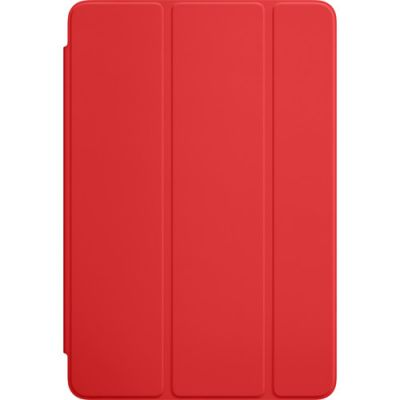 Чехол Apple для iPad mini 4 Silicone Case - RED MKLN2ZM/A