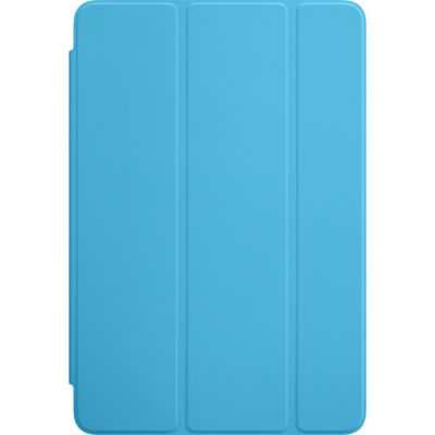Чехол Apple для iPad mini 4 Silicone Case - Blue MLD32ZM/A