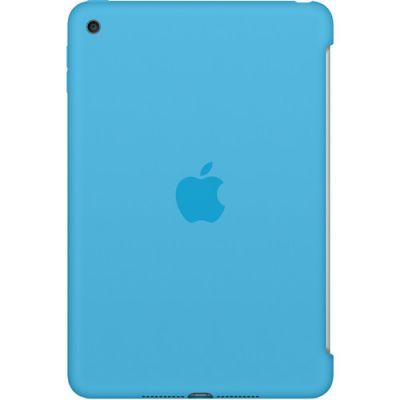 Чехол Apple для iPad mini 4 Smart Cover - Blue MKM12ZM/A