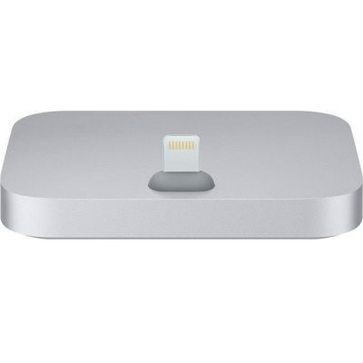 Док-станция Apple для iPhone Lightning Dock-Spase Silver ML8J2ZM/A