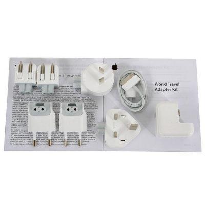 Зарядное устройство Apple World Travel Adapter Kit MD837ZM/A