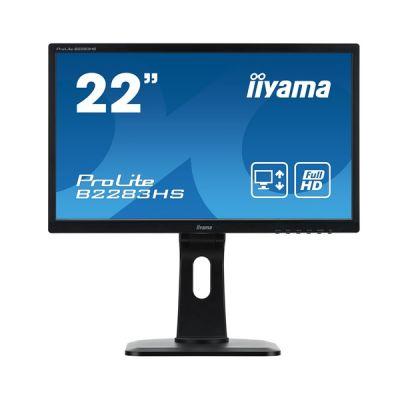 Монитор Iiyama B2283HS-B1 черный