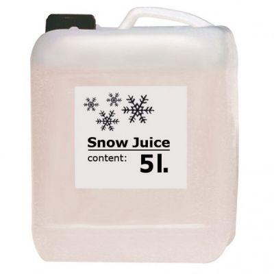 Adj Жидкость для генератора снега Snow Fluid 5л