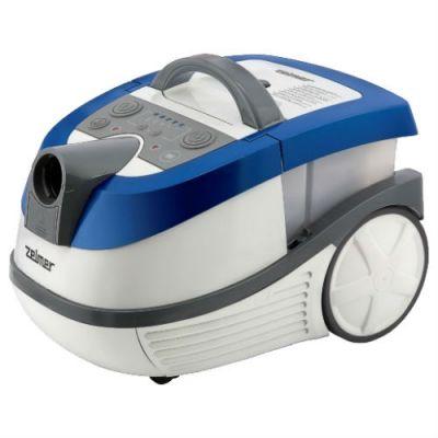 Пылесос Zelmer ZVC752STRU белый/синий 1600Вт