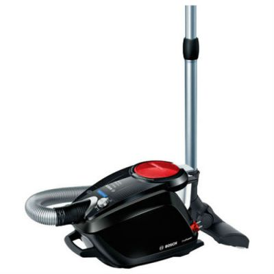 Пылесос Bosch ProPower BGS52530 черный/красный 2500Вт
