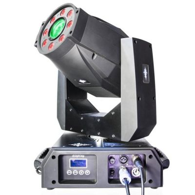 Ross Мощная светодиодная движущаяся голова Binary Led Spot 60w