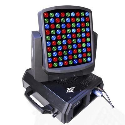 Ross Вращающаяся светодиодная голова Binary Wash Rgb 90x3w