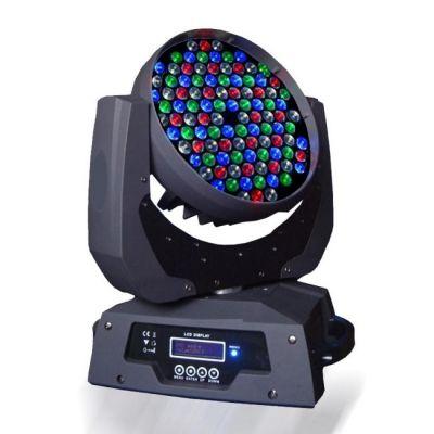 Ross Вращающаяся светодиодная голова Luminous Led Wash Rgbw 108x3w