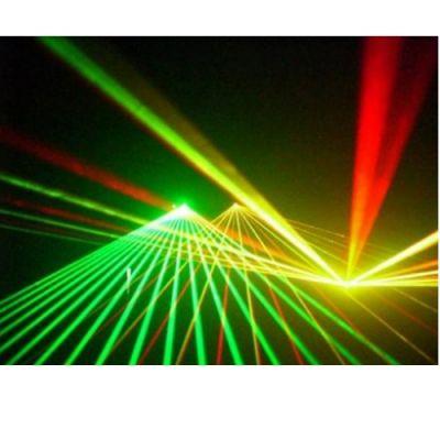 Laserworld лазерный проектор El-200rgy