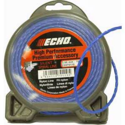 Корд трехмерный ECHO Silent Spiral Line 3.0мм х 10м (витой) C2070110