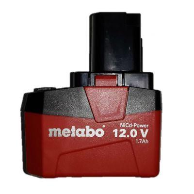 Аккумулятор Metabo 12В 1.7Ач BS12NiCD 625472000