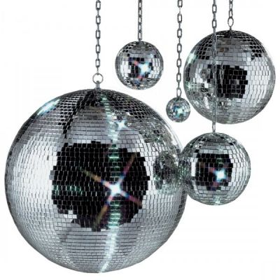 Adj зеркальный шар Mirrorball 1000см